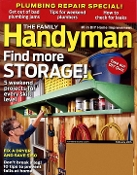 Family Handyman Magazine Subscription for prison inmates
