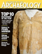 Archaeology Magazine Subscription for prison inmates