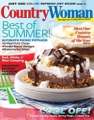 Country Woman Magazine Subscription for prison inmates. Send a smile to your loved one in prison today!