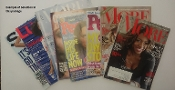 Back issues of magazines mailed to prison inmates