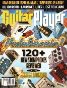 Guitar Player Magazine Subscription for prison inmates