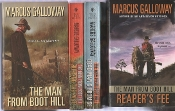 Man From Boot Hill: 4 Westerns