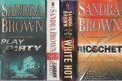 Sandra Brown:  4  Suspense Novels