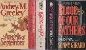 5 Mixed Mystery Novels