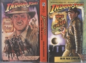 Indiana Jones, 3 books