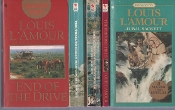 Louis L'Amour: Five Books