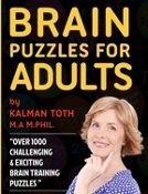 Brain Puzzles for Adults