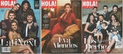 Hola USA magazines celebrates the lives, dreams and acheivments of Latinos. Includes: Oct '19, Dec '19 Special Family issue