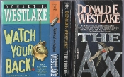 used books for inmates: Donald Westlake x Four