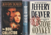 Jeffery Deaver x 3