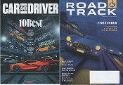 Road and Track + Car & Driver: Winter 2020, BACK ISSUE MAGAZINE FOR MEN IN PRISON