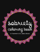 Sobriety Coloring Book: